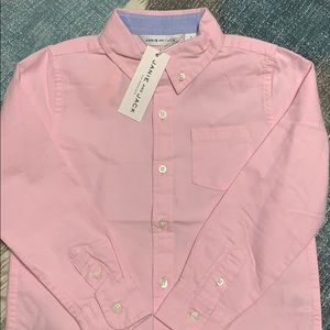 LS Button Down - Janie and Jack